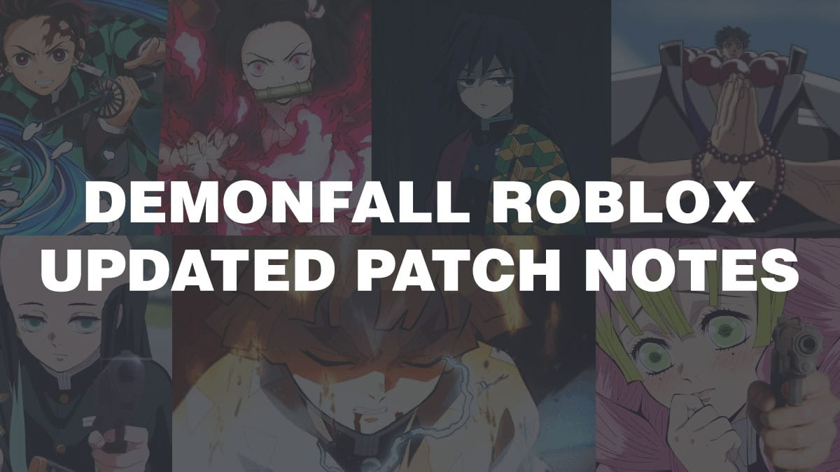 demonfall roblox updated patch notes